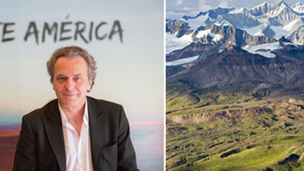 Jose Coronado pone voz a la travesía por el continente americano