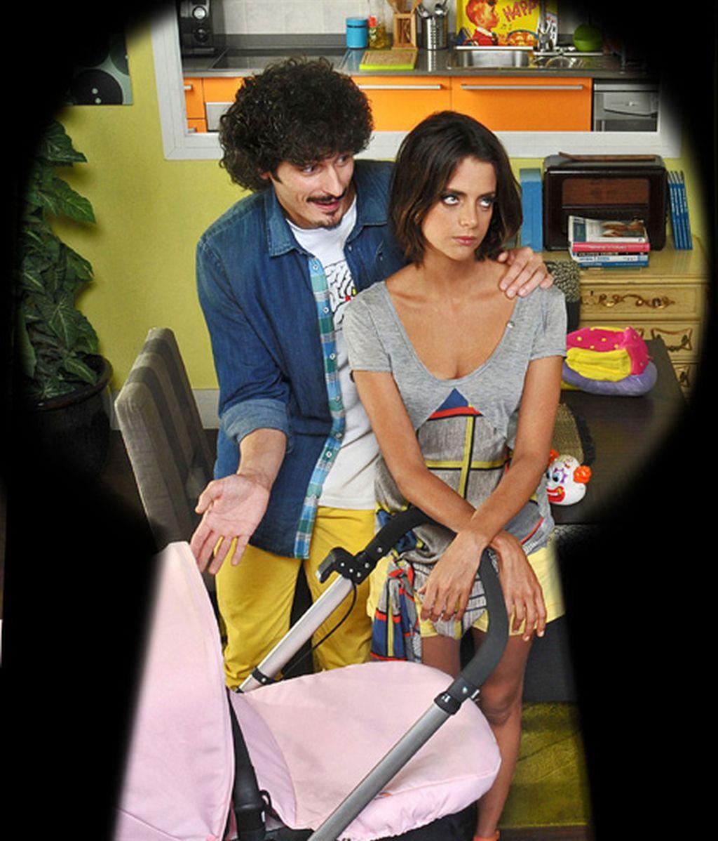 Antonio Pagudo y Macarena Gómez son Javier Maroto y Lola Trujillo