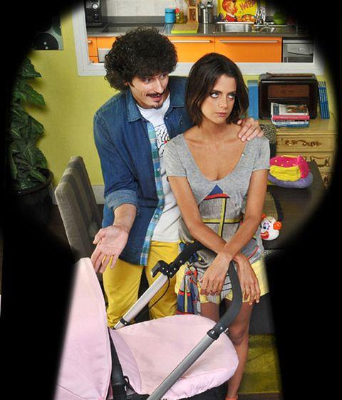 Lola Y Javi Lo Hacen En El Bano.7ª Temporada De Lqsa