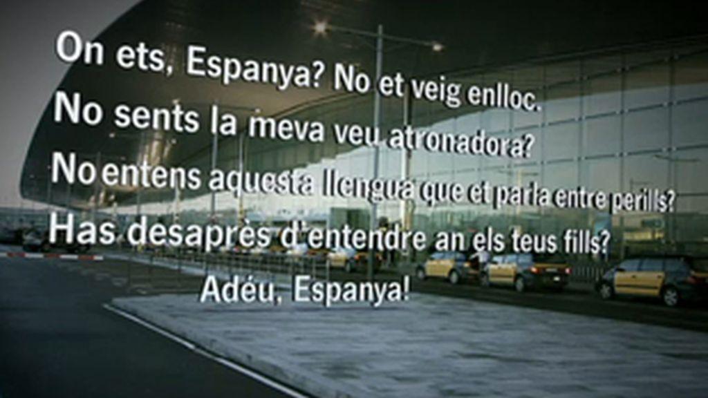 Imagen de '¿Adiós, España?'.