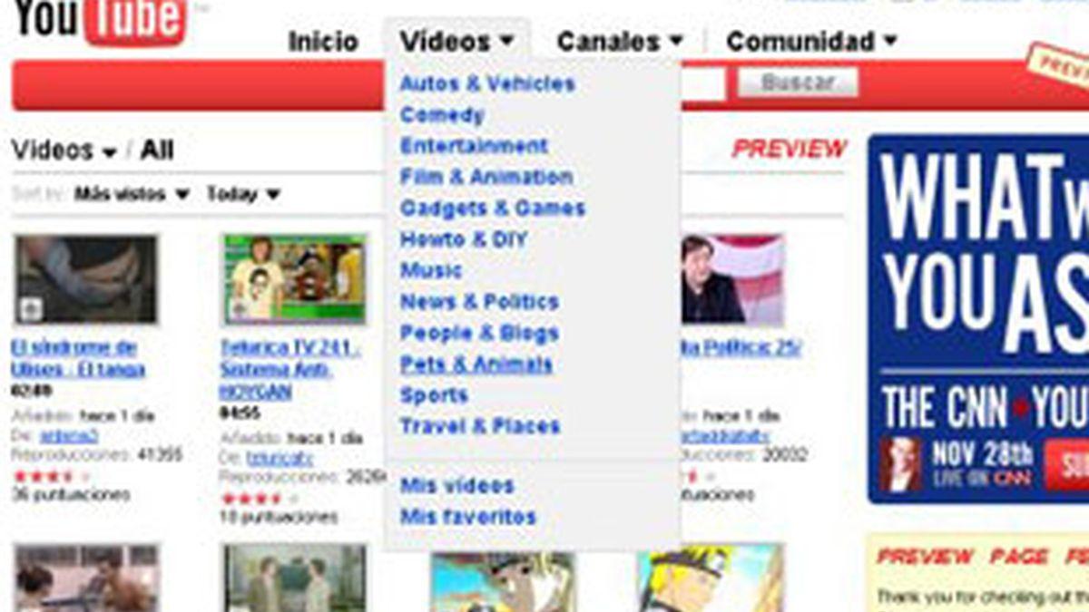 YouTube, al desnudo