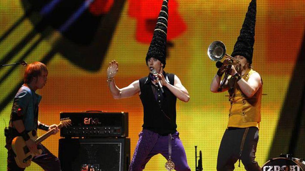 Eurovisión 2011. Moldavia
