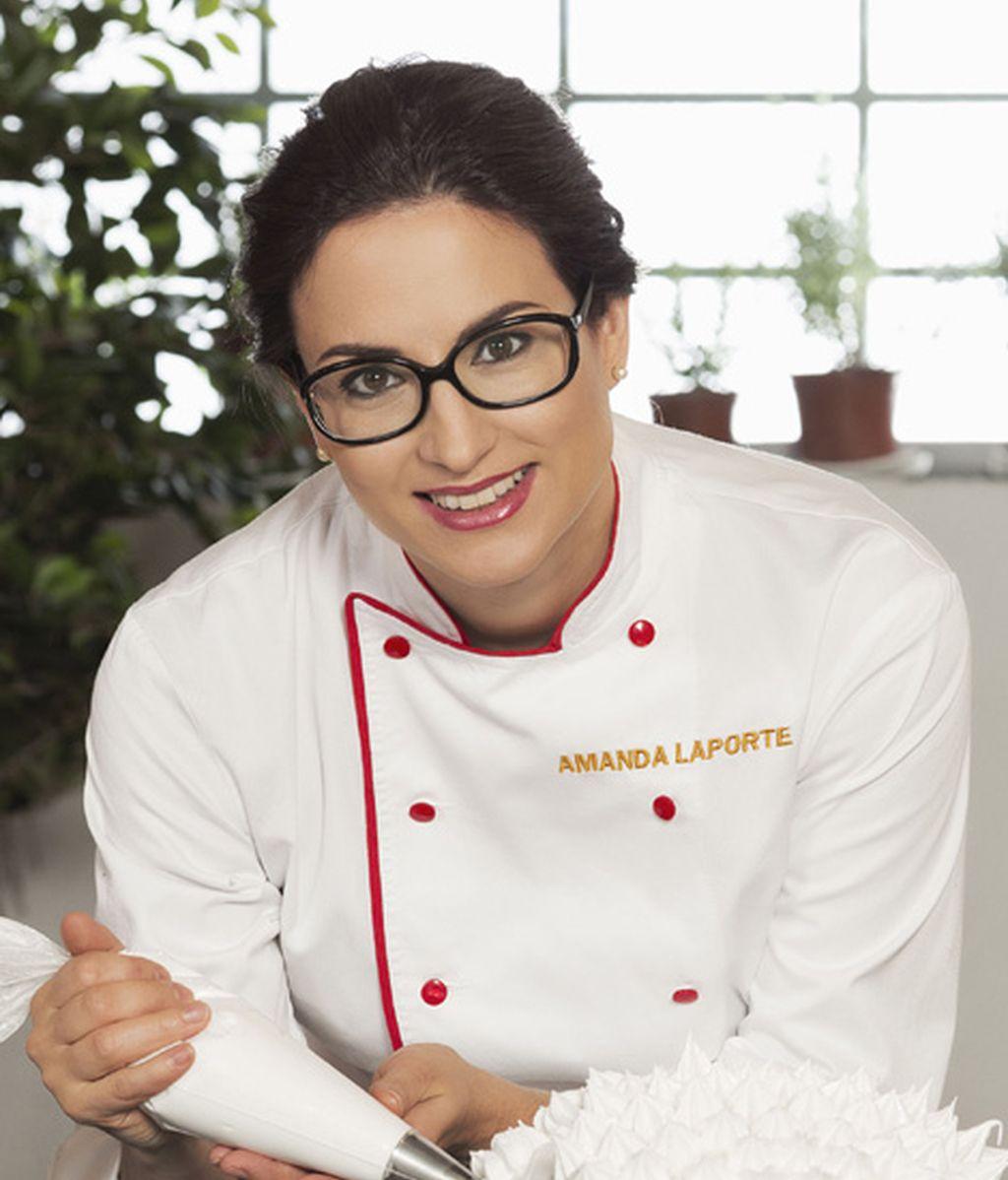 La mentora Amanda Laporte