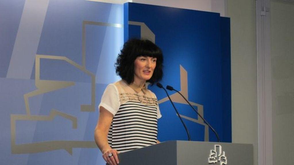 Maite Iturbe, directora general de EiTB
