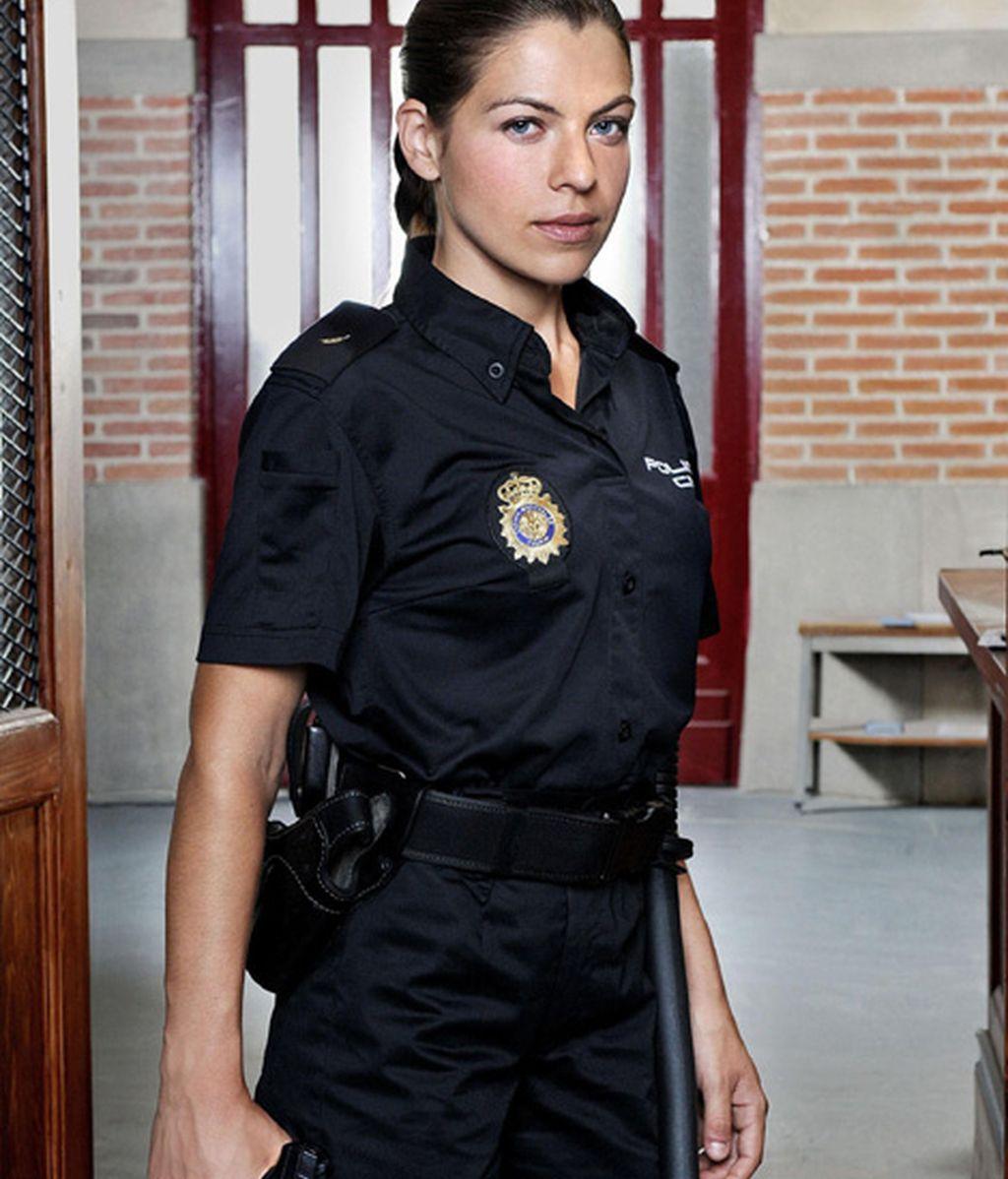 Thais Blume es Mati, mujer policía en un ambiente hostil