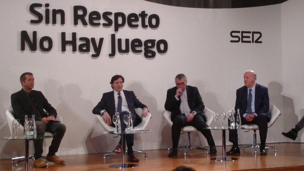 Campaña 'Sin respeto, no hay juego' cadena SER y PRISA Radio