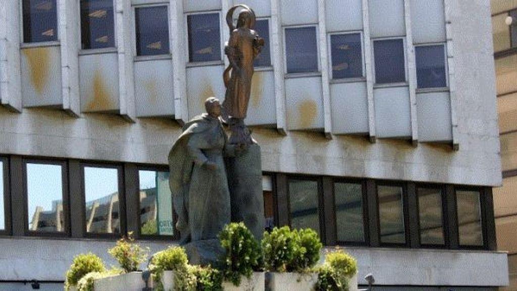 Estatua Juan Pablo II