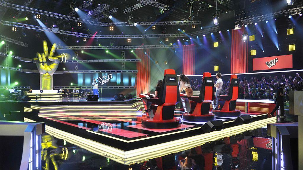 'La voz kids', Telecinco