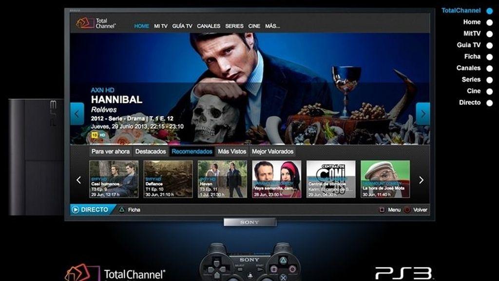 TotalChanel PS3