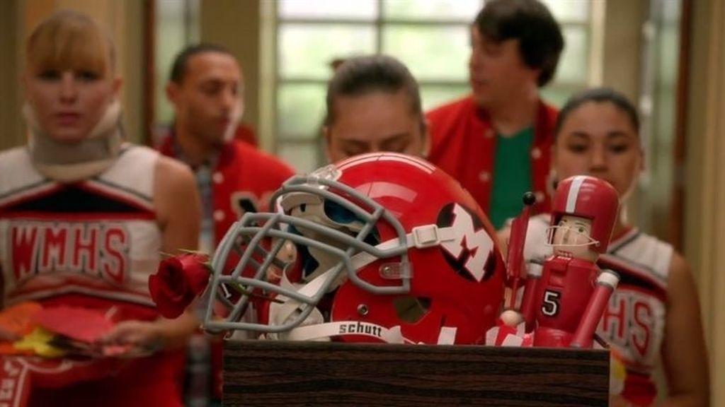 'Glee' dice adiós a Cory Monteith en un capítulo especial