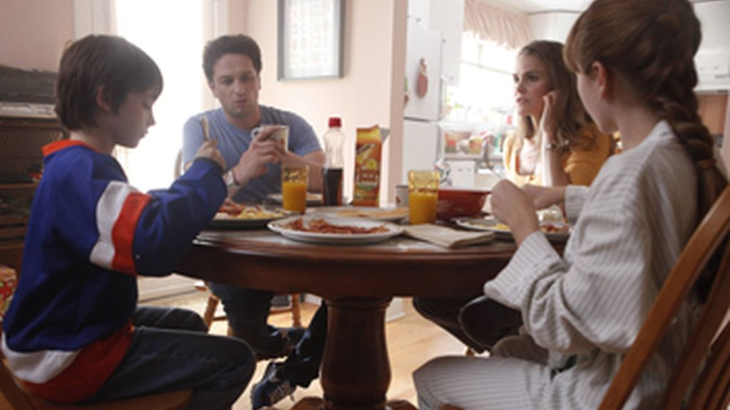 Keri Russell y Matthew Rhys, agentes dobles en 'The Americans'