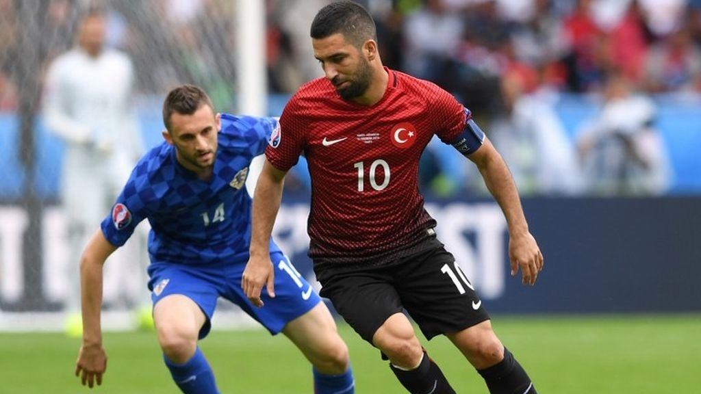 Turquía en Eurocopa 2016