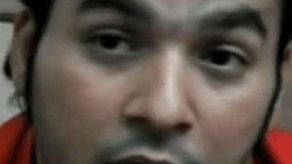 Mazen Abdul-Jawad, protagonista del reportaje, y condenado a mil latigazos y cinco años de cárcel.