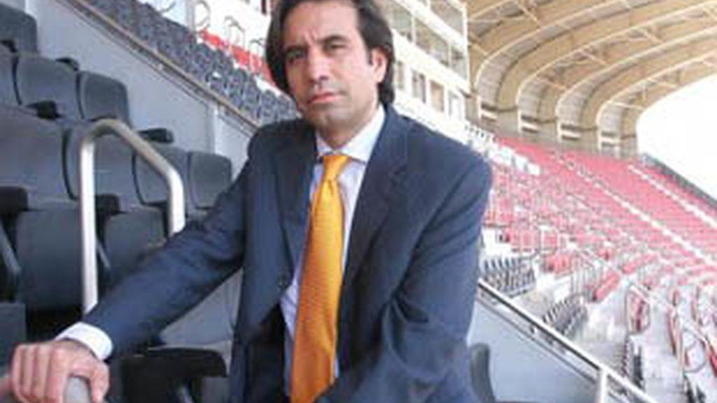 Pere Terrasa, nuevo director de IB3.