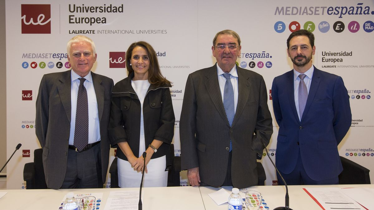 Séptima edición del Máster en Creación y Gestión de Contenidos Audiovisuales de Mediaset España y la Universidad Europea