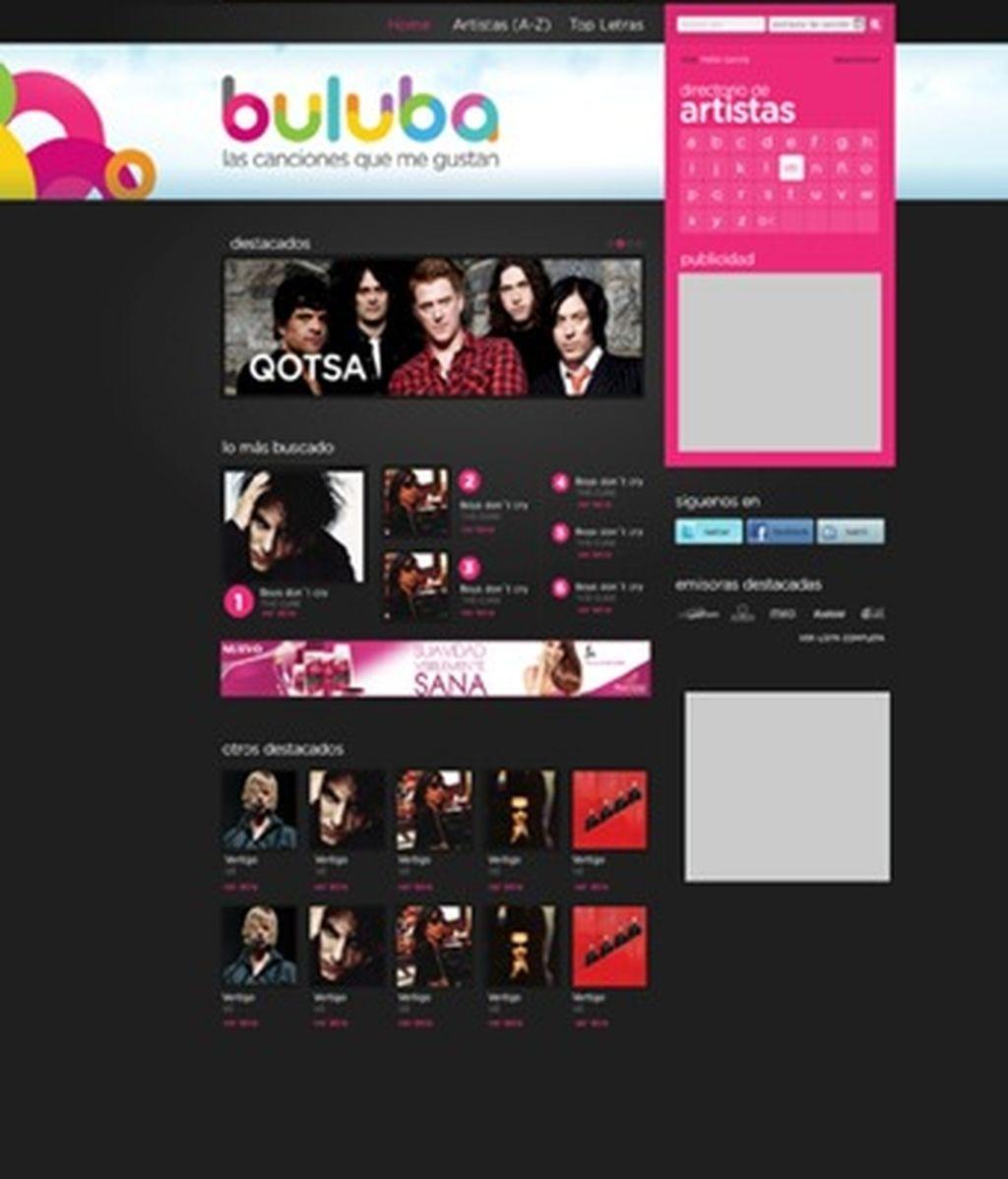 Buluba, Prisa Radio