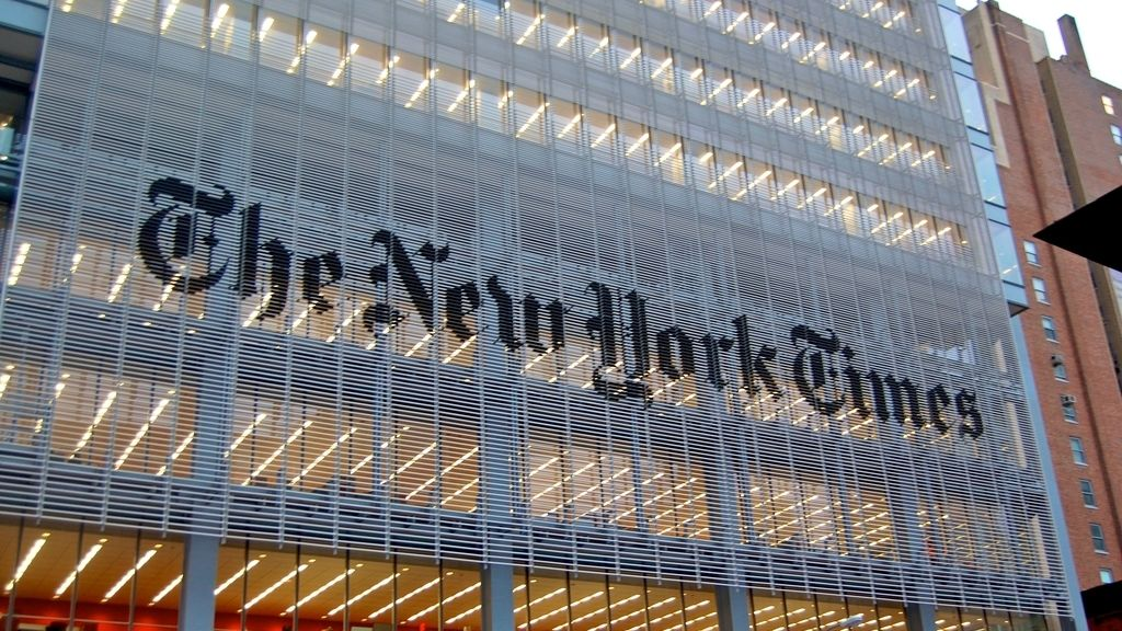 Edificio The New York Times