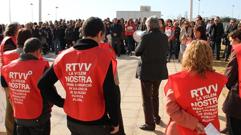Trabajadores RTVV
