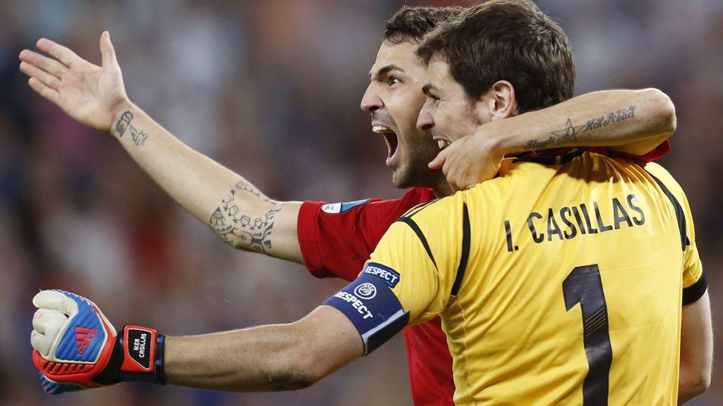 Penaltis Eurocopa España Portugal