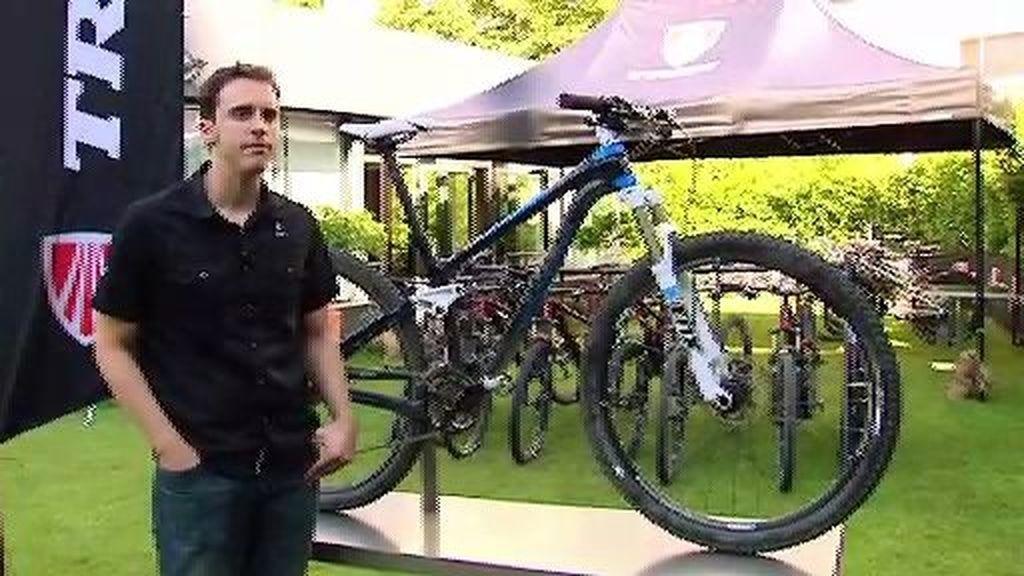 Conoce los detalles de la bicicleta que llevará el Equipo Mediaset España en la Powerade