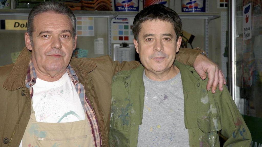 Ángel de Andrés y Carlos Iglesias