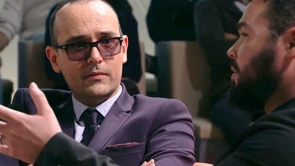 Gabriel Rufián, 'Chester in love'