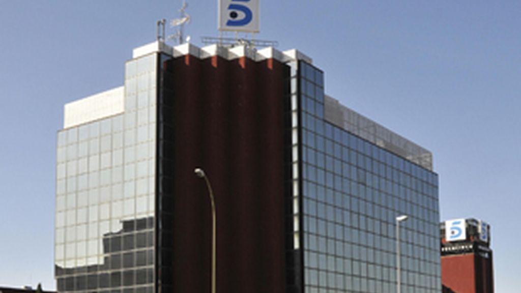 Sede de Telecinco.