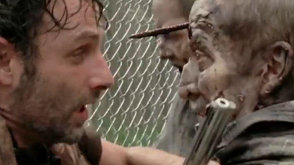 """""""Más zombis que nunca"""" en la cuarta temporada de 'The Walking Dead'"""