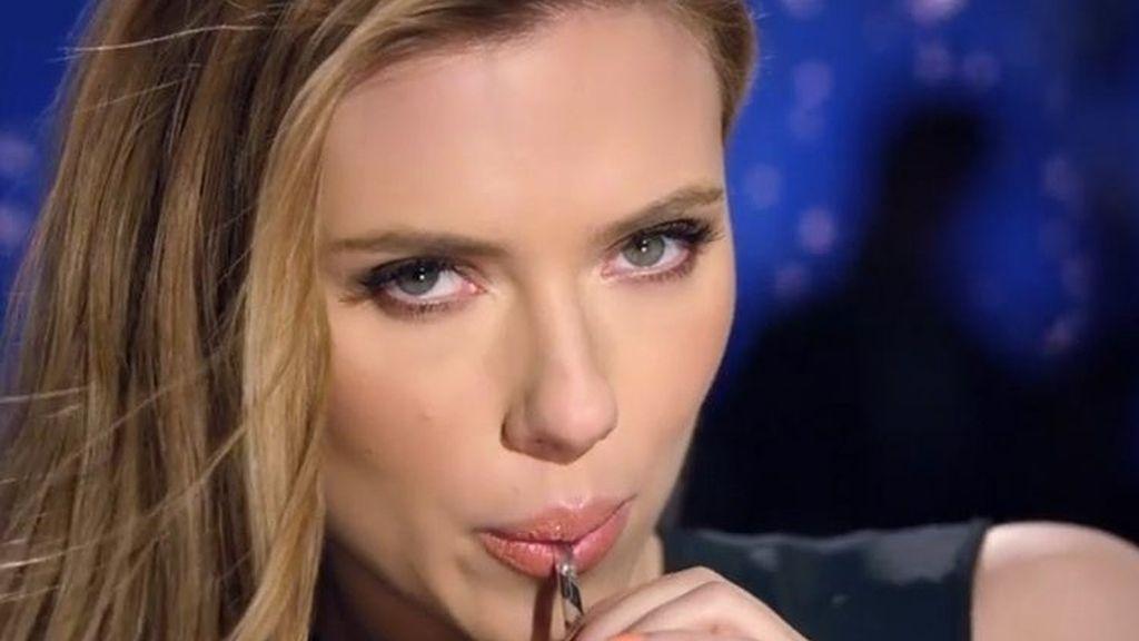Scarlett Johansson ofende a los palestinos