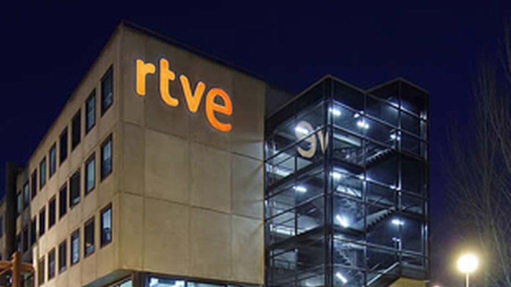 Edificio de RTVE.