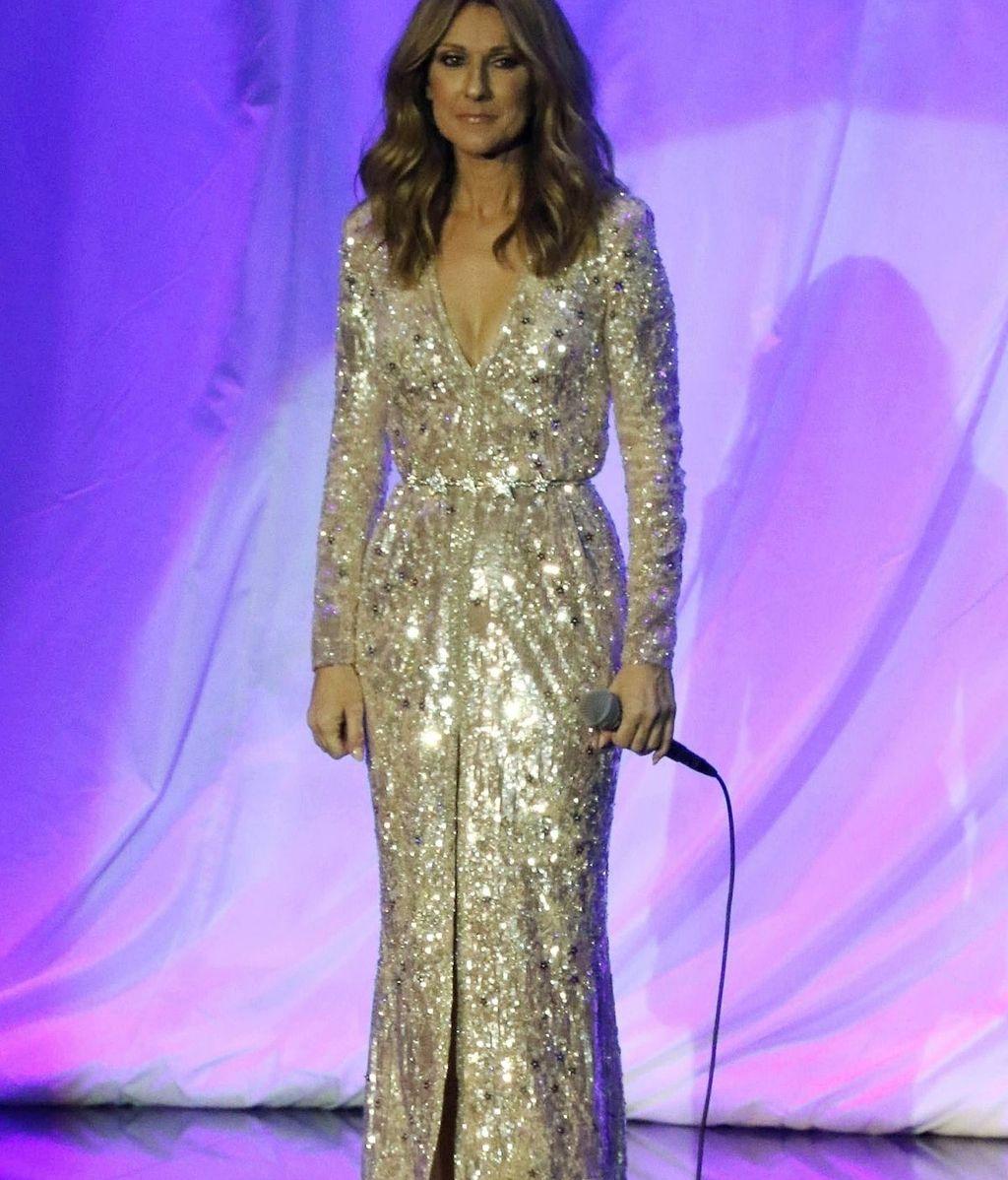 Céline Dion retransmite en \'streaming\' su vuelta a Las Vegas