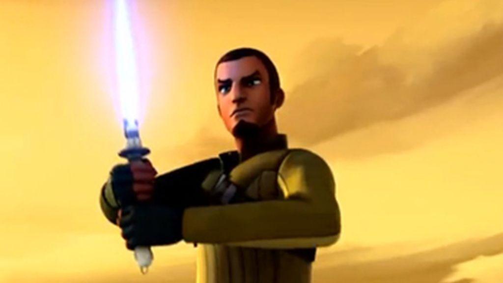 'Star wars' conmemora su 'día' con el estreno del trailer de 'Rebels'