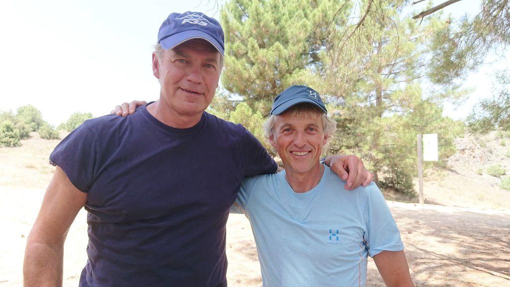 Bertín Osborne, primer invitado de Jesús Calleja en la quinta temporada de 'Planeta Calleja'