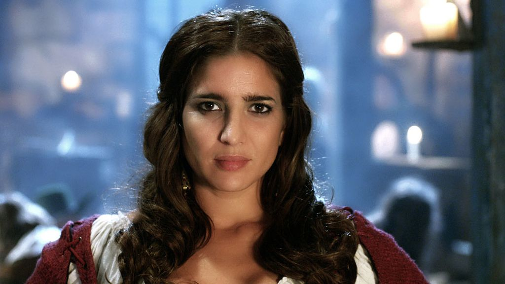 Lucía Jiménez es Caridad 'la lebrijana'