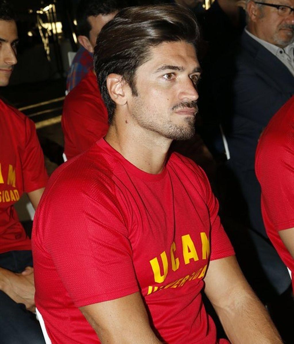 Javier Hernanz en el homenaje del Comité Olímpico Español