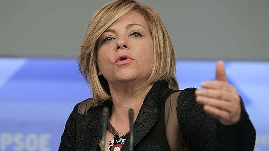 Elena Valenciano, PSOE
