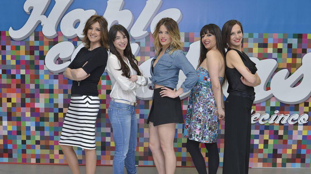 'Hable con ellas en Telecinco'