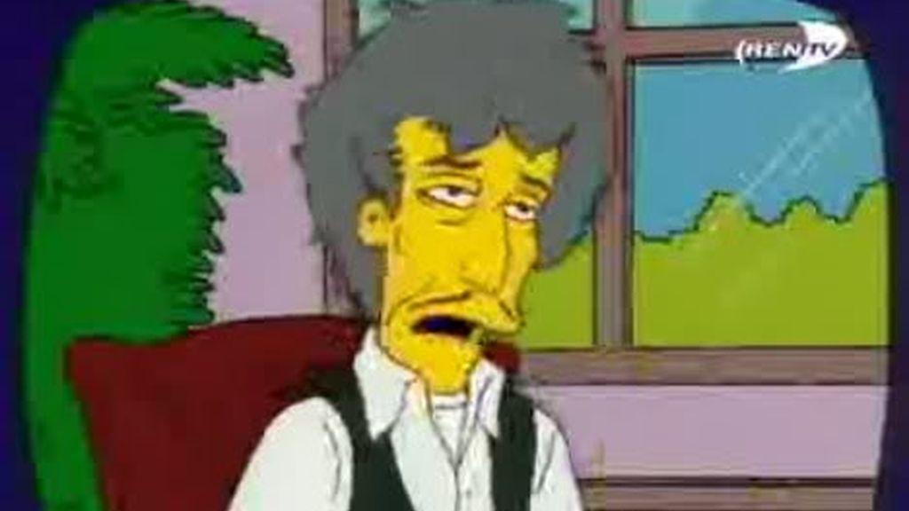 Bob Dylan pasó por Springfield