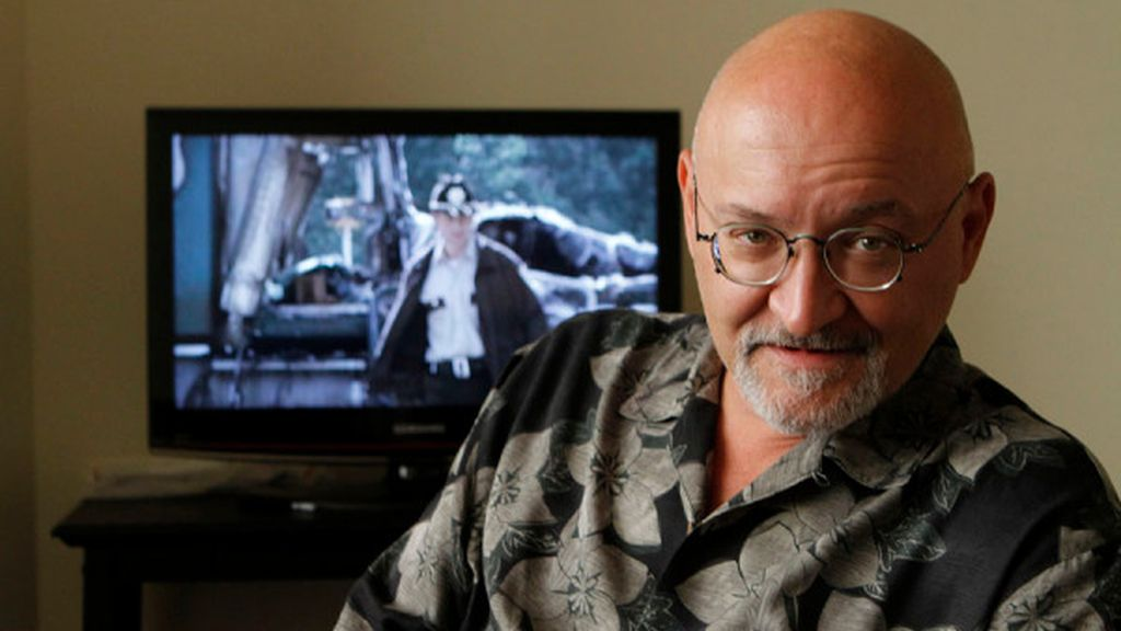 Frank Darabont, 'The walking dead'