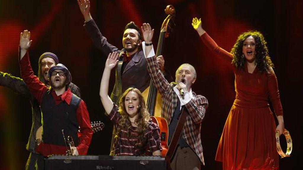 Eurovisión 2011. Bosnia-Herzegovina