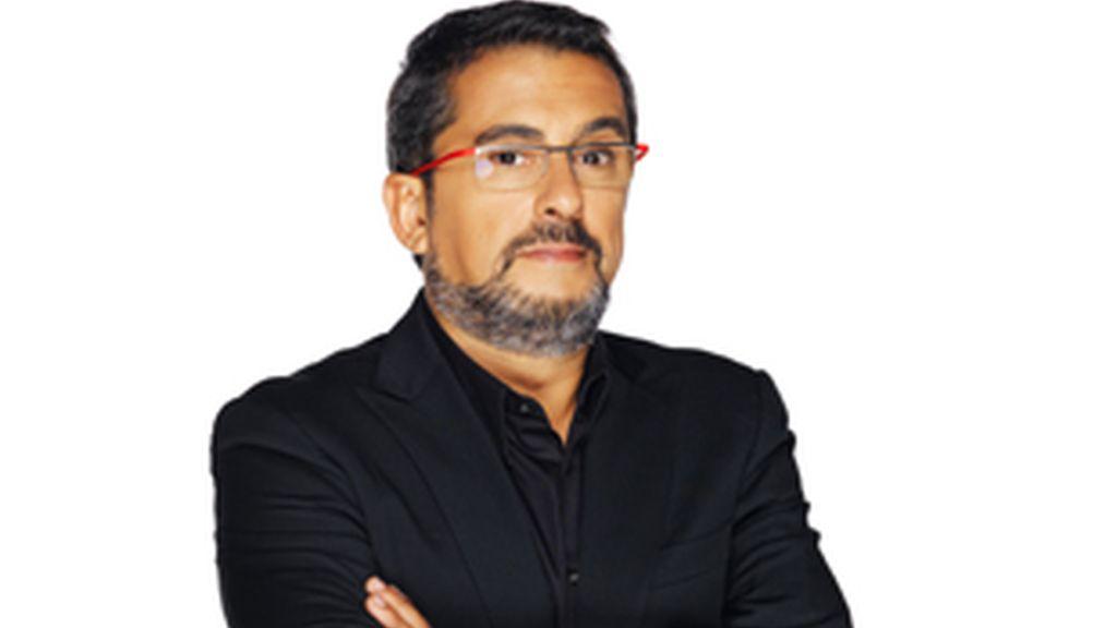 El presentador Andreu Buenafuente.