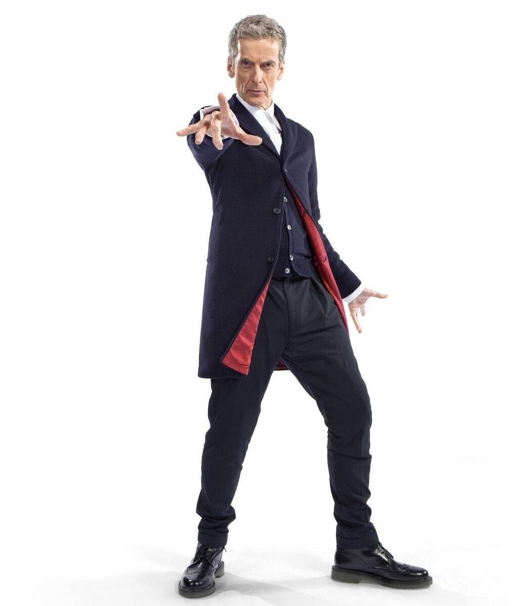 Peter Capaldi, el nuevo Doctor Who