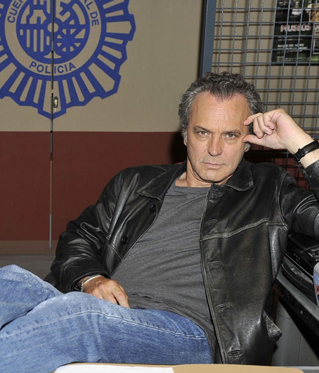 Jose Coronado es Francisco Marcos (@Inspector_FranP)