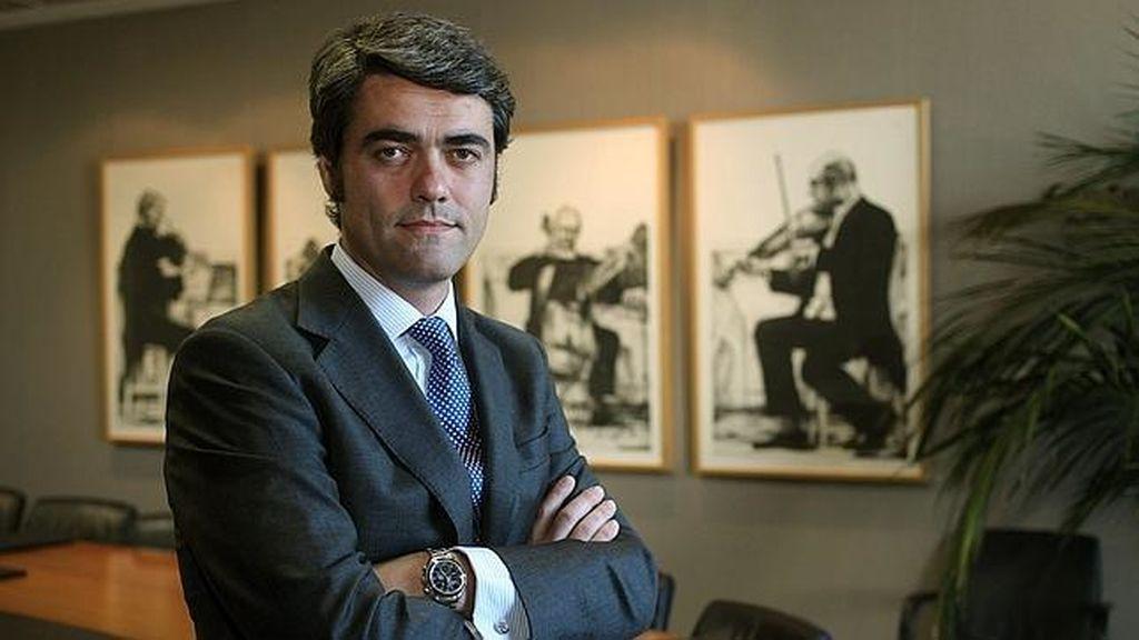Luis Enríquez, presidente de Vocento