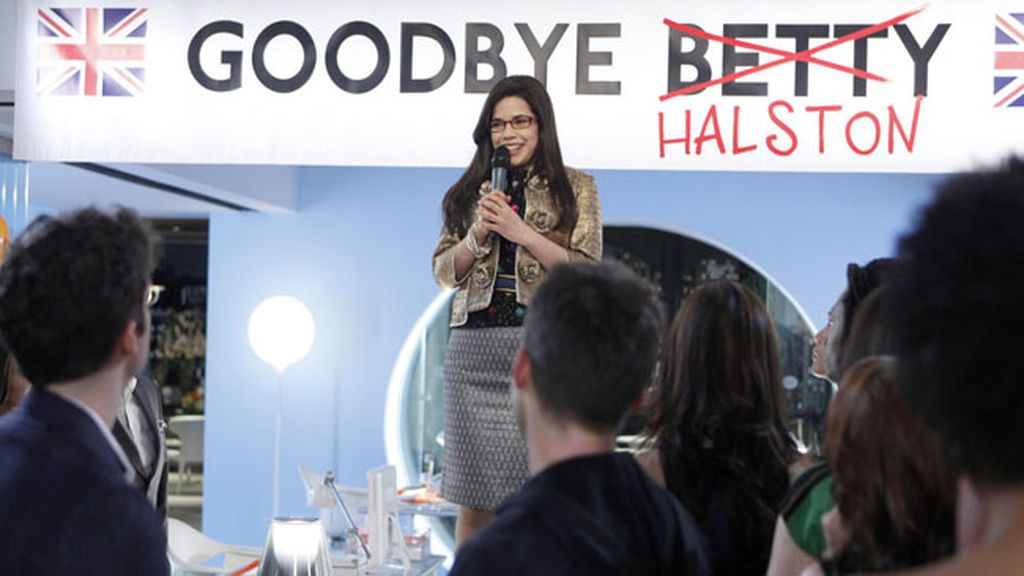 'Ugly Betty' se despide en Londres