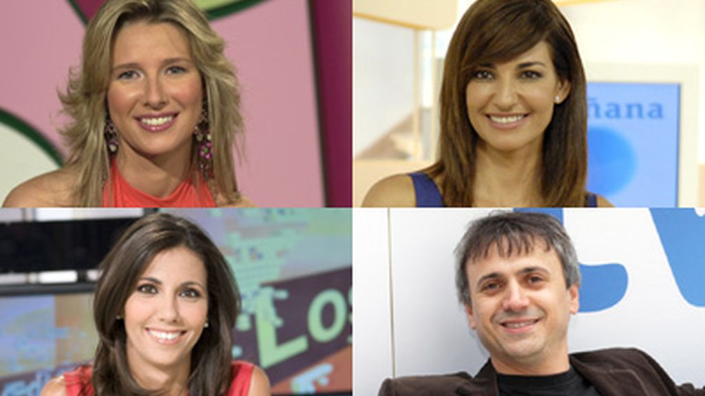 Presentadores TVE