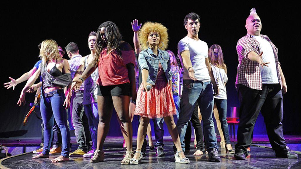 """'Dreamland' es """"gente que canta, baila, actúa y que quiere cumplir sus sueños"""""""