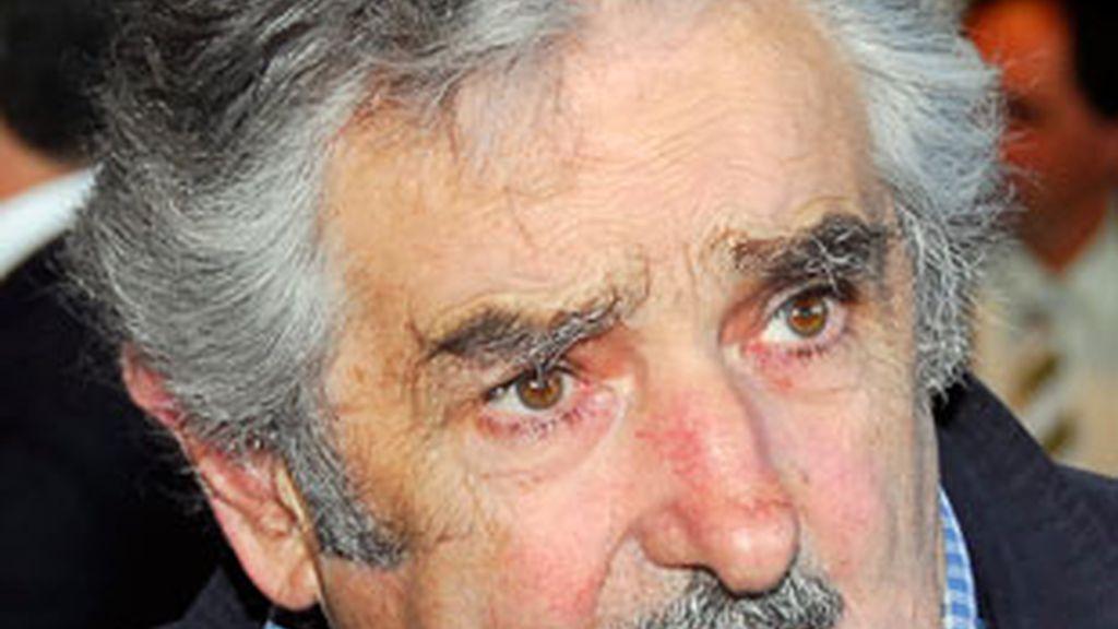 El presidente de Uruguay, José Mújica.