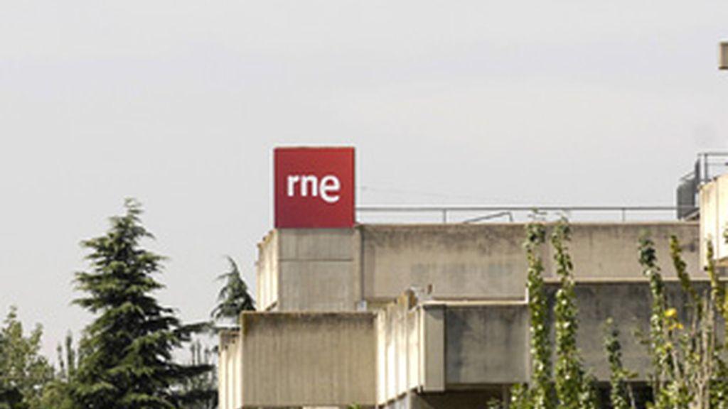 Instalaciones de RTVE en Prado del Rey (Madrid).