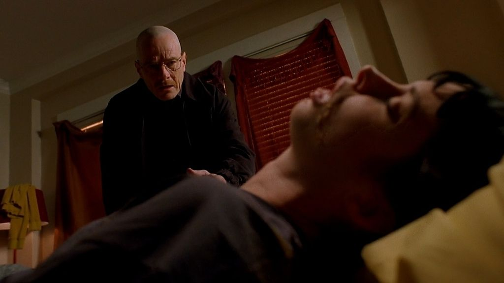 'Breaking bad', muerte de Jane